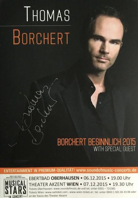 (4) BORCHERT BESINNLICH - OBERHAUSEN & WIEN 2015