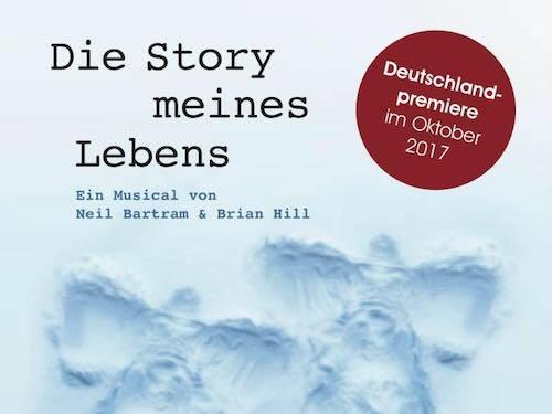 """""""Die Story meines Lebens"""" ab Oktober 2017 in Fürth"""