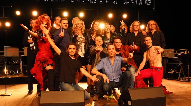 Musical Night 2018 @ Harzer Bergtheater Thale