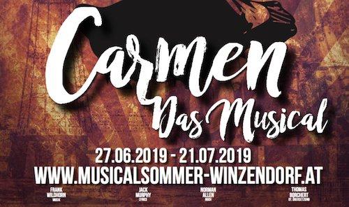 "Thomas übersetzt Frank Wildhorn's Musical ""Carmen"""