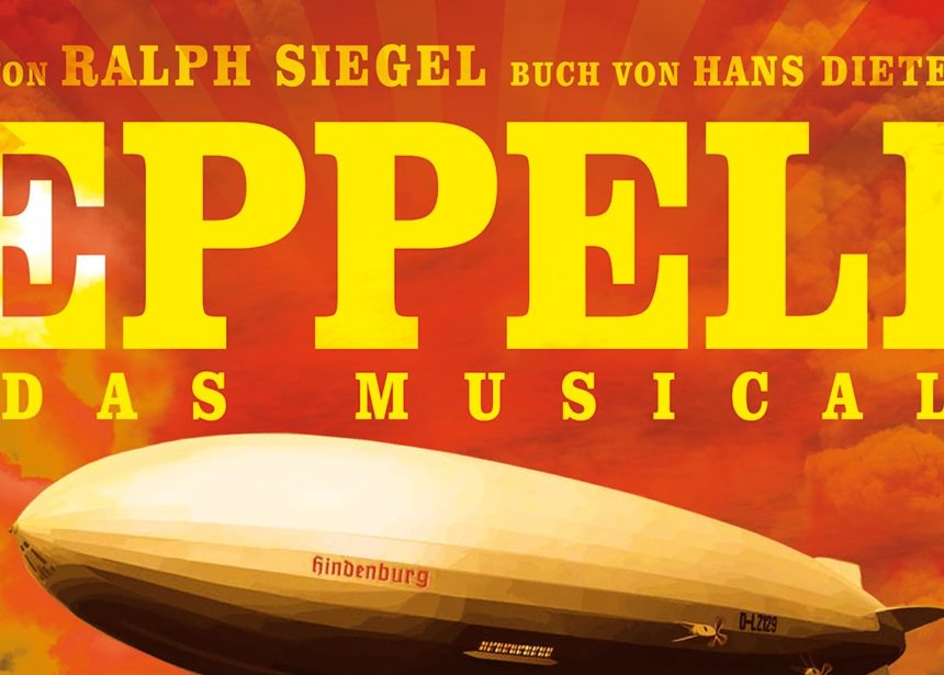 Thomas Borchert @ ZEPPELIN – Das Musical in Füssen
