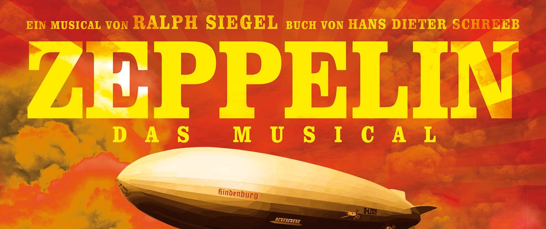 Thomas Borchert @ ZEPPELIN - Das Musical in Füssen