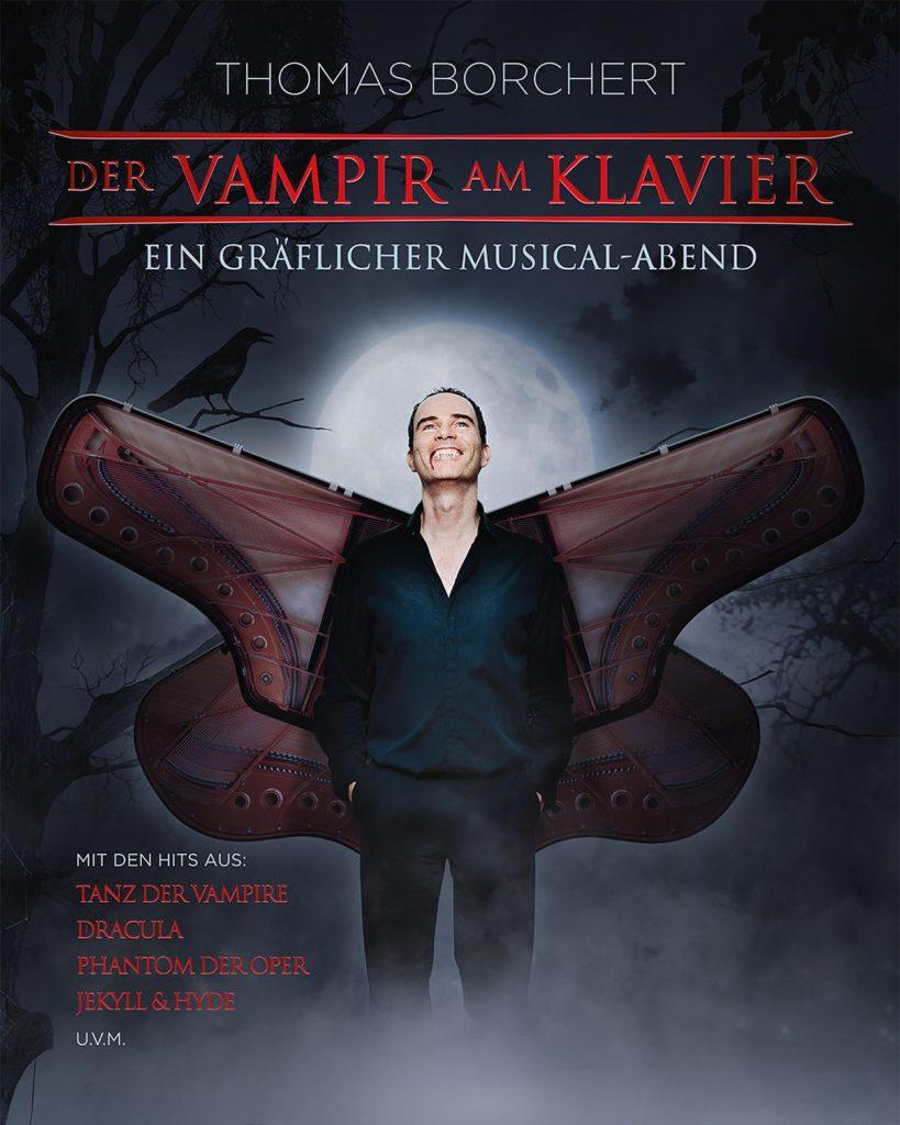 Thomas Borchert: Der Vampir am Klavier