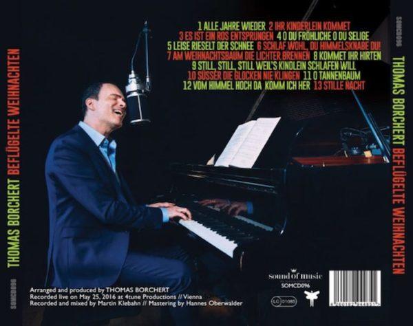 Audio CD: Beflügelte Weihnachten 1