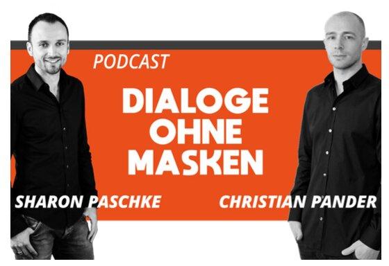 """Thomas Borchert im Gespräch @ """"Dialoge ohne Masken"""" 1"""