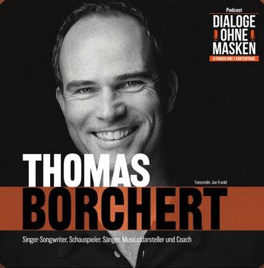 """Thomas Borchert im Gespräch @ """"Dialoge ohne Masken"""" 2"""